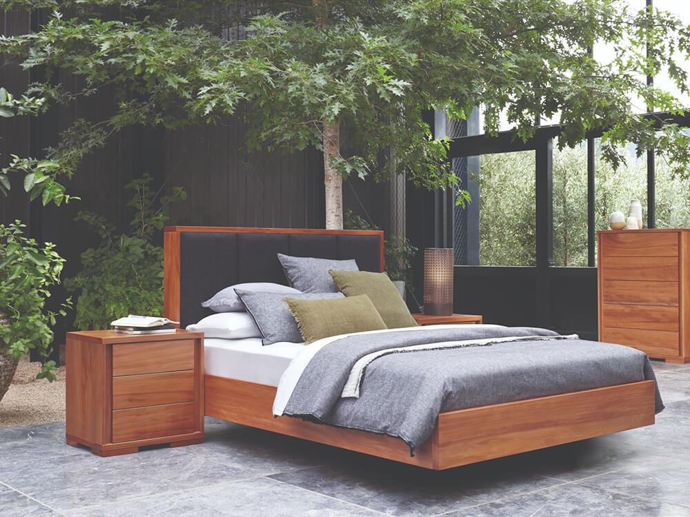 Ezi-Rest Furniture - Kauri Grove Range - Bed & Furniture